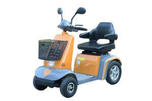 414lh Bey Birdie Brand Four Wheel Electric Mobility Scooters pictures & photos