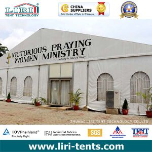 15x20m aluminum frame tents for sale 300 people church frame tent