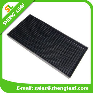 colorful Decoration Soft PVC Rubber Bar Mat (SLF-BM060) pictures & photos