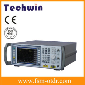 Good Quality for Techwin Modulation Domain Electric Analyzer pictures & photos