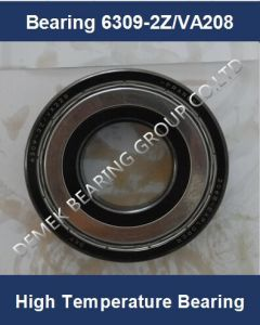 SKF High Temperature Bearing 6309-2z/Va208 Deep Groove Ball Bearing pictures & photos