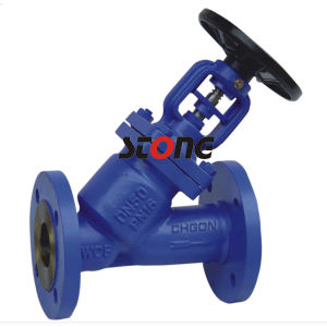 DIN Y Type Bellow Seal Globe Valve pictures & photos