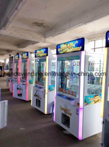 Key Master (Gold Key) Prize Redemption Game Machine (TR1105) pictures & photos