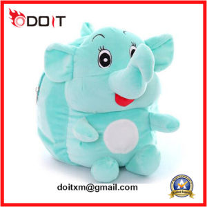 Baby Cute Stuffed Toy Bags Plush Elephant Bag pictures & photos