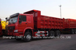 Sinotruk HOWO 6*4 Tipper /Dump Truck pictures & photos