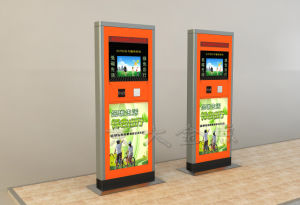 Public Bicycles-Thin Type Central Control Cabinet pictures & photos