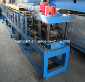 Auto C Shape Steel Purlin Roll Forming Machine pictures & photos