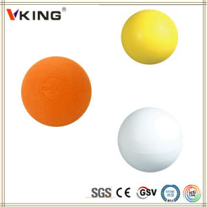Customized Engraved China Made Silicone Rubber Lacrosse Ball pictures & photos