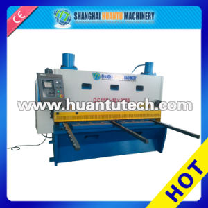QC11y Hydraulic Steel CNC Cutter pictures & photos
