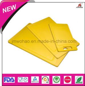 Colorful Plastic Chopping Board (FH-KTC08)