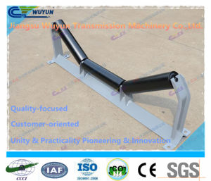 30 Degree Conveyor Trough Roller, Trough Idler for Conveyor Belt Idler Roller pictures & photos