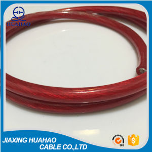 2/0AWG Specification Car Power Cable with Copper Conductor pictures & photos