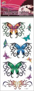 Body Tattoo Stickers for Adult (Y series0021)