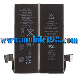 Original Replacement Battery for iPhone 5 Mobile Phone pictures & photos