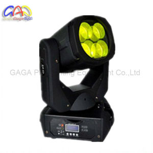 4PCS 25W DMX512 Super LED Beam Moving Head Light pictures & photos