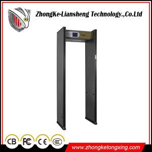 AC 90V-250 Archway Metal Detector Walk Through Metal Detector Security Door