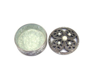 New Design and Fashion Metal Pill Box Antique pictures & photos