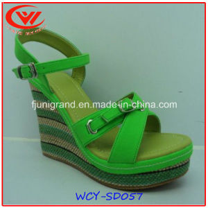 Hot Styled High Heel Women Sandals pictures & photos