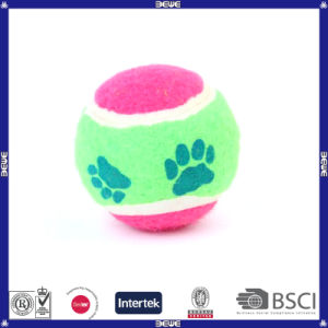 Cheap OEM Logo with High Quality for Pet Tennis Ball pictures & photos