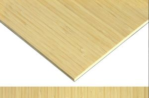 "1/4"" Vertical Natural 3 Ply Bamboo Plywood pictures & photos"