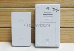 Smart Wireless Remote Control Receiver Waterproof Doorbell Operating at 100m Range pictures & photos