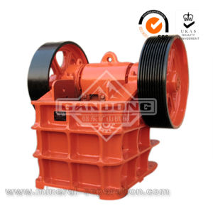 Simple Structure Stone Jaw Crusher pictures & photos
