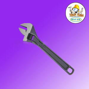 Adjustable Wrench, Plain Grip with Hanging Hole Wrench