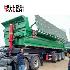 40t Dump Truck Trailer, Tipper Semi Trailer From Manufacture pictures & photos