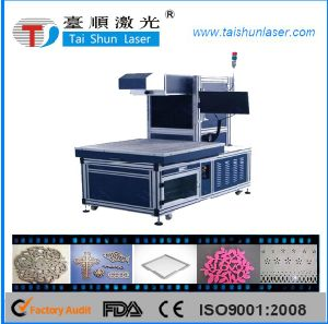 CO2 Laser Marking Machine for TV Monitor pictures & photos