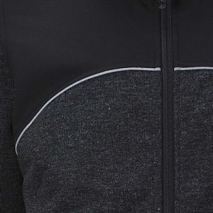 Men′s Knitted Jacket Waterproof Workwear with Reflective Strips pictures & photos