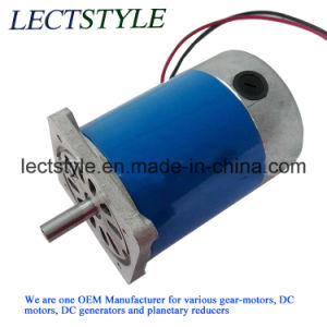 250W 24V 2500rpm DC Motor for Electric Wood Cutting Saw pictures & photos