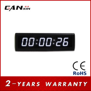 [Ganxin] Made in China Small LED Digital Gym Clock pictures & photos
