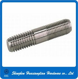 OEM Stainless/Carbon Steel Double End Threaded Rod Stud Bolt pictures & photos