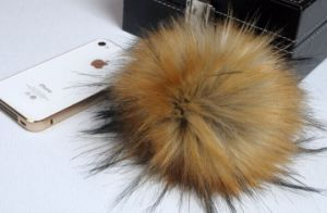 Cute Artificial Fur Ball Must-Have Fashion Item /Faux Fur Balls pictures & photos