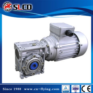 Wj Series Worm Motorreducers pictures & photos