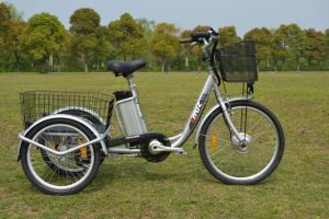 24V /36V 250W -500W Electric Tricycle Pedeal Bicycle Lithium Battery pictures & photos