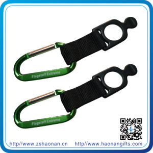 2017 New Arrival Soft PVC Keychain with Polyester Strap pictures & photos