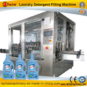 Liquid Soap Automatic Filling Machine pictures & photos