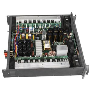 Professional Power Amplifier for 1000wx2, 8 Ohms pictures & photos