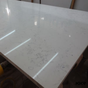 Artificial Stone Quartz Stone Slab for Floor Tile 061204 pictures & photos