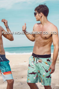 Inone W005 Mens Swim Casual Board Shorts Short Pants pictures & photos