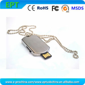 Customized Logo Metal Memory Disk USB Flash Drive (ED043) pictures & photos