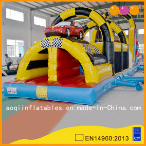 Giant Car Inflatable Obstacle Courses (AQ1429) pictures & photos