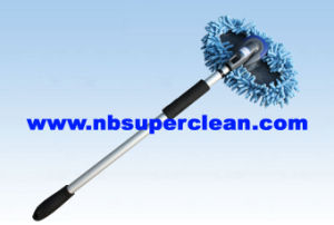 Extended Chenille Car Dust Cleaning Mop (CN1183) pictures & photos