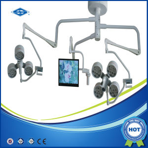 Hospital LED5+5 Shadowless LED Operating Lamp (YD02-LED5+5) pictures & photos