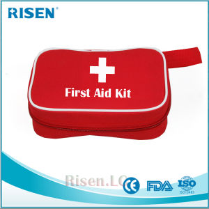 CE FDA Approved Travel Medical First Aid Kit Bag pictures & photos