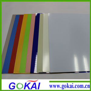 100%Virgin Made in China PVC Rigid Sheet pictures & photos