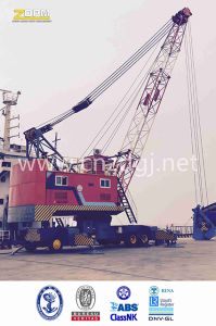 Hydraulic Portal Crane Port Crane pictures & photos