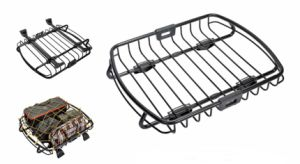 Steel Roof Cargo Mounted Basket Roof Rack pictures & photos