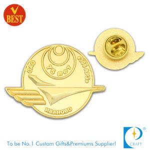 Cheap Stamping Custom Metal Pin Badge pictures & photos
